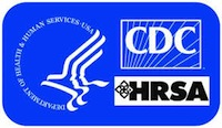 HHS CDC HRSA