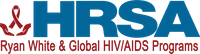 Logo of HRSA's HIV/AIDS Bureau