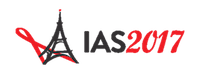 Logo of IAS 2017 will take place in Paris, France.