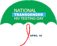 Logo of National Transgender Testing Day