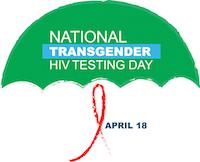 Logo of National Transgender Testing Day