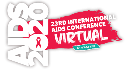 AIDS 2020 Virtual Conference Logo