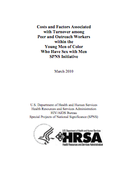 Cost and Factors Associated with Peers