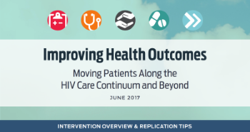Improving Health Outcomes Cover
