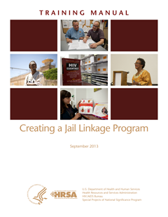 creating a jail linkage program training manual targethiv