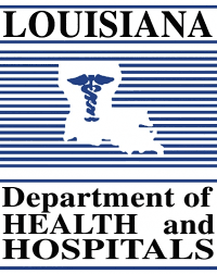 Logo of the Louisiana Department of Health and Hospitals
