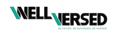 Logo: Well Versed