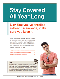 Stay Covered all Year long Image