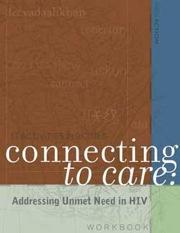 Connecting to care workbook cover image