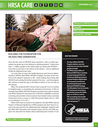 HRSA Care Action Newsletter