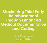 Maximizing Third Party Reimbursement