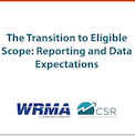 Transition to Eligible Scope